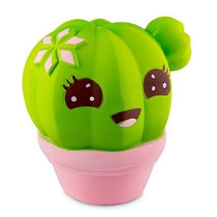 Сквиши м-м-мняшка игрушка-антистресс кактус 1Toy