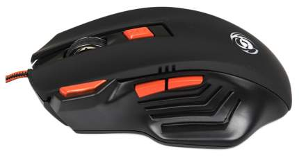 Игровая мышь Dialog Gan-Kata MGK-30U Orange/Black