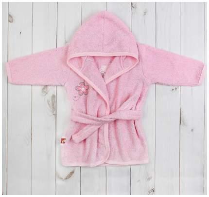 Халат Золотой Гусь Ежик Топа-Топ 7286 цвет Розовый