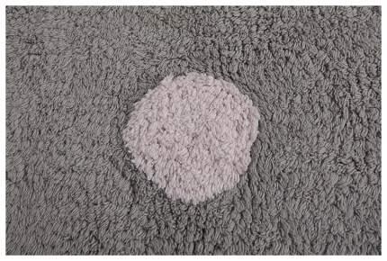 Ковер Lorena Canals Tricolor Polka Dots серый розовый 120*160