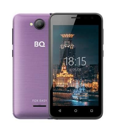 Смартфон BQ 4501G Fox Easy 8Gb Purple