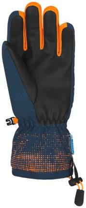 Перчатки Reusch Xaver R-TEX XT Junior темно-синие, размер 5.5