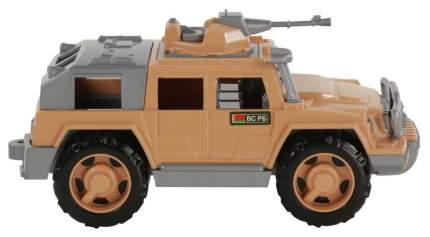 Автомобиль-пикап Полесье военный Защитник-Сафари с 1-м пулемётом