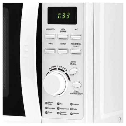 Микроволновая печь с грилем BBK 20MWG-742T/W white