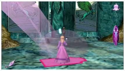 Игра для PC Activision Барби Волшебные приключения