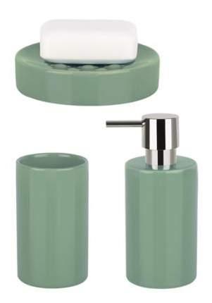Дозатор для жидкого мыла Spirella Tube Зеленый