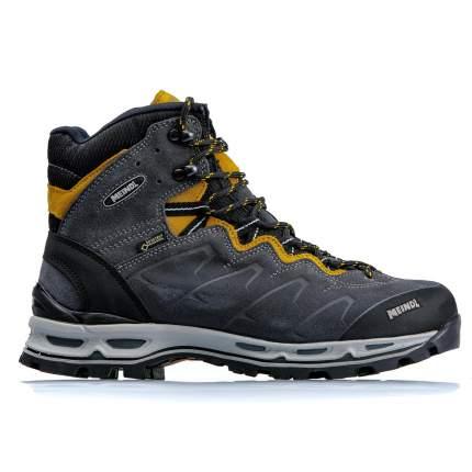 Ботинки мужские Meindl Minnesota Pro GTX, anthrazit/gelb, 8 UK