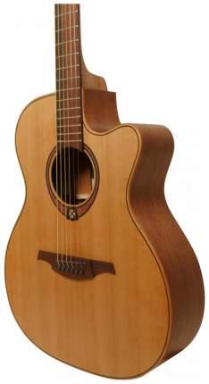 Электроакустическая гитара шестиструнная LAG GLA T170ACE