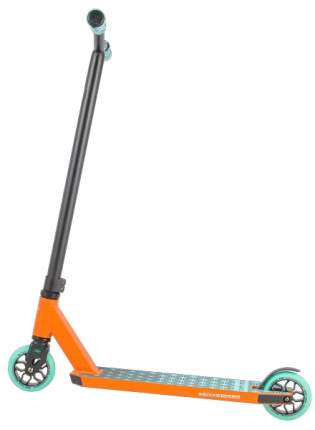 Самокат трюковой Tech Team Duker 202 2020 оранжевый