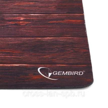 "Коврик для мыши Gembird MP-WOOD ""Дерево"""