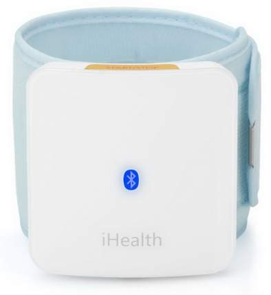 Тонометр iHealth на запястье Wireless Blood Pressure Wrist Monitor BP7