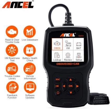 Автосканер ANCEL EU510 OBDII/EOBD+CAN