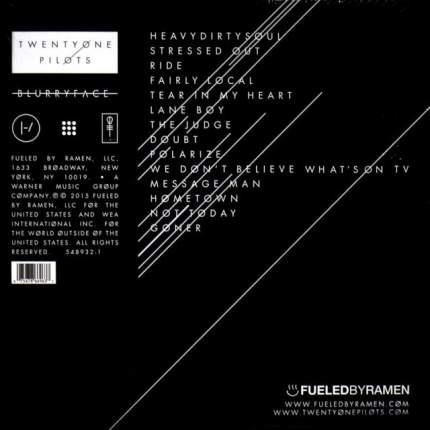 Twenty One Pilots Blurryface (2LP)