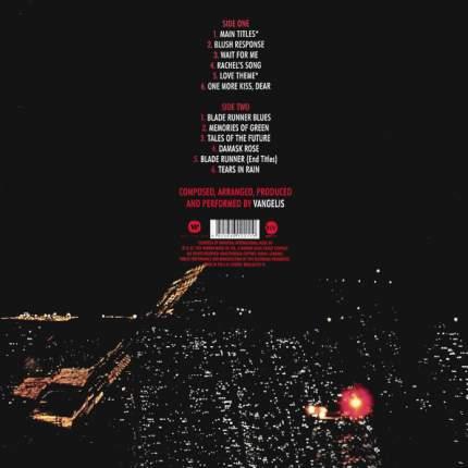 Виниловая пластинка Vangelis Blade Runner (LP)