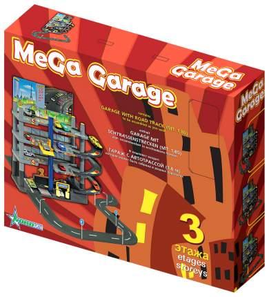 Игровой набор Нордпласт Мега гараж с дорогой Р20985
