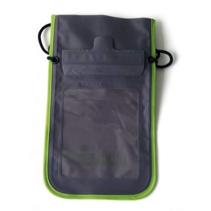 Гермочехол Norfin DRY Case 01 серый 14 x 25 x 1 см