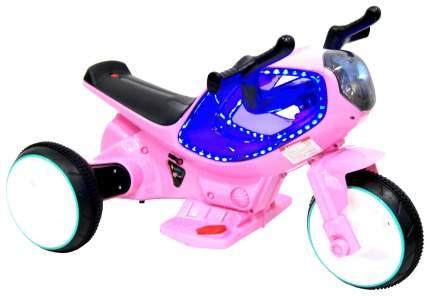 Детский электромотоцикл Jiajia Moto HC-1388-Pink Розовый