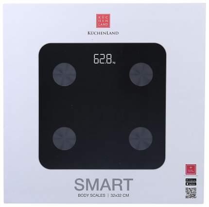 Весы напольные KUCHENLAND SMART EF-654B4 УТ000050437
