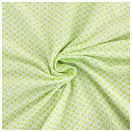 Комплект простыней 2 шт. Kupu-Kupu на резинке лапки/зеленый 2 шт.