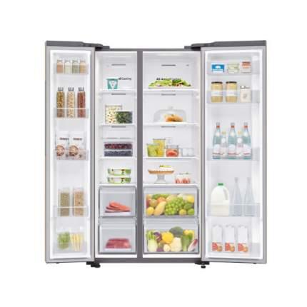Холодильник Samsung RS61R5001F8 Gold