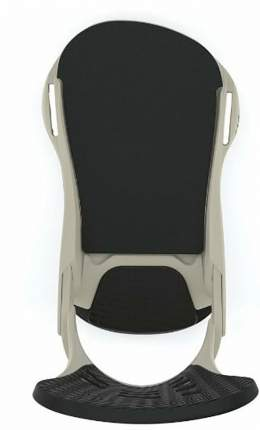 Крепления для сноуборда Union STR 2020, белые, L