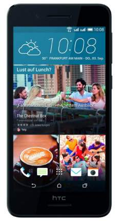 Смартфон HTC Desire 728G DS 16Gb Purple Myst