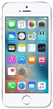 Смартфон Apple iPhone SE 16GB Silver (MLLP2RU/A)
