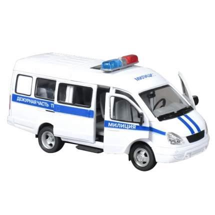 Полицейская Машинка Технопарк Газель