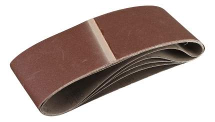 Шлифовальная лента для ленточной шлифмашины и напильника Зубр 35343-180
