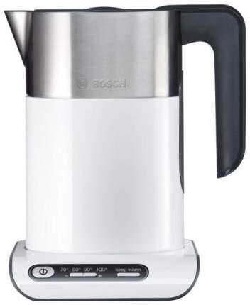 Чайник электрический Bosch TWK8611P Silver/White
