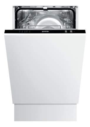 Встраиваемая посудомоечная машина 45см GORENJE GV50211