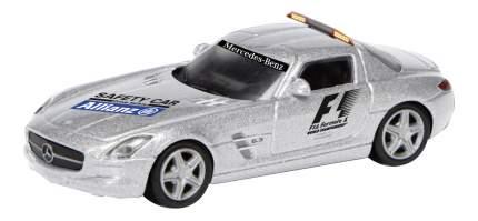 Автомобиль Schuco Mercedes-Benz Sls Safety Car F1 2011 1:87