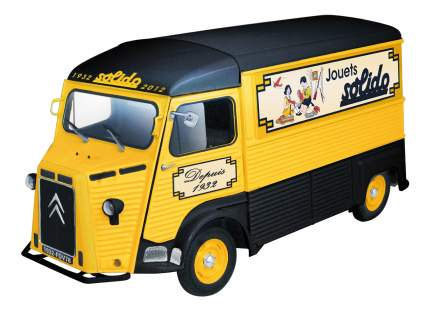 Автомобиль Solido Citroen HY 80th 1:18