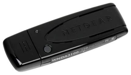 Приемник Wi-Fi NetGear WNDA3100-200PES  Black