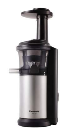 Соковыжималка шнековая Panasonic MJ-L500STQ black