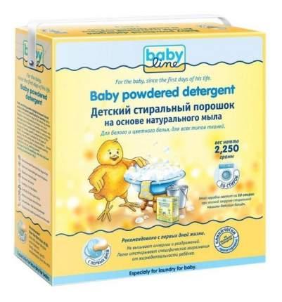 Детский стиральный порошок babyline 2,25 кг.