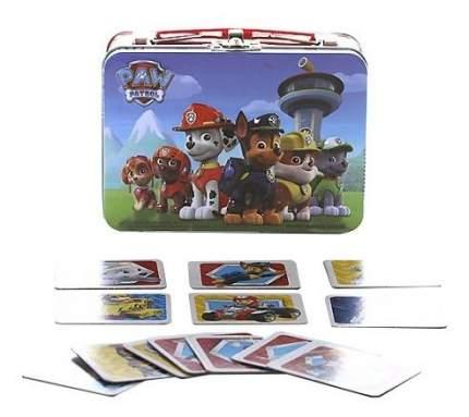 Настольная игра Paw patrol 6028801 Щенячий патруль мемори, 72 карточки