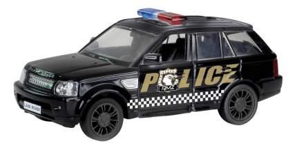 Машина металлическая Uni-Fortune 1:36 Land Rover Range Rover Sport полицейская