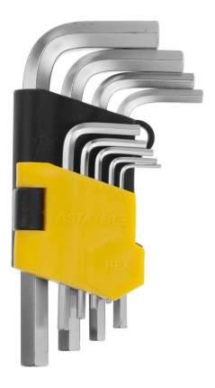 Набор шестигранных ключей Stayer 2740-H9
