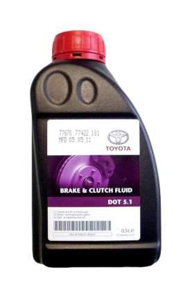 Тормозная жидкость Toyota 0.5л