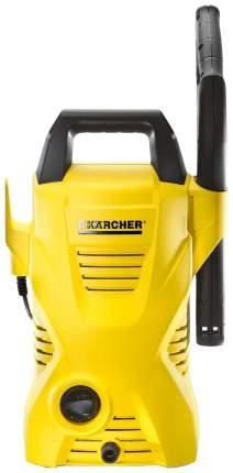 Электрическая мойка высокого давления Karcher K2 Basic 1.673-153.0