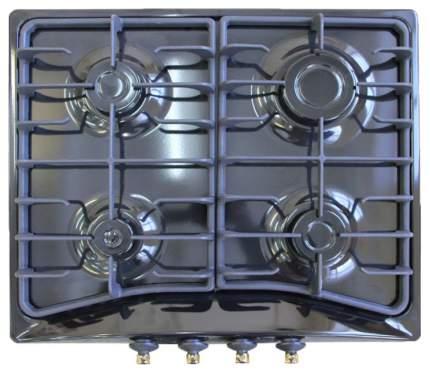 Встраиваемая варочная панель газовая Electronicsdeluxe 5840.00ГМВ-006 ЧР Black