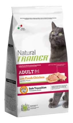 Сухой корм для кошек TRAINER Natural Adult, курица, 1,5кг