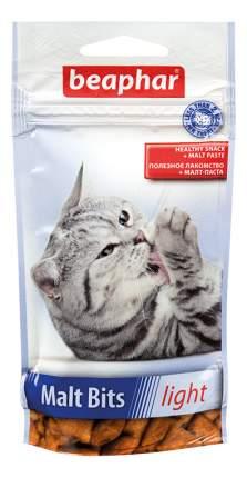 Лакомство для кошек BEAPHAR Malt-Bits Light Подушечки с мальт-пастой, 35г