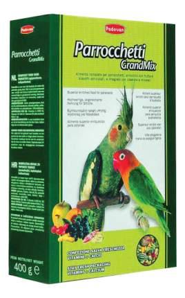 Основной корм Padovan для попугаев 400 г, 1 шт