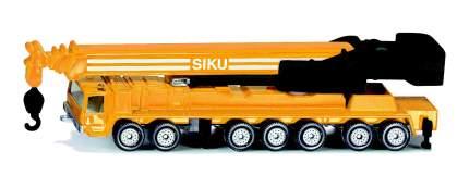 Спецтехника Siku игрушка Автокран желтый 1623