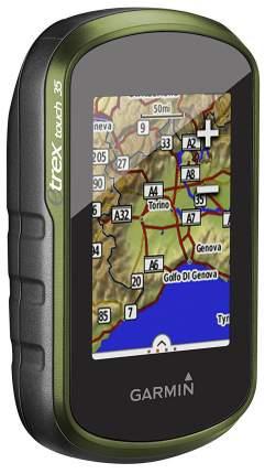 Туристический навигатор Garmin eTrex Touch 35 черный
