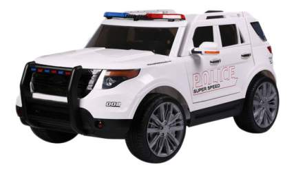 Электромобиль Weikesi Police CH9935 Белый