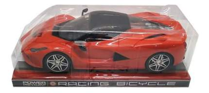 Машинка инерционная Junfa Toys Феррари красная 1:16