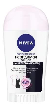 Антиперспирант Nivea Невидимая защита для черного и белого Clear 40 мл